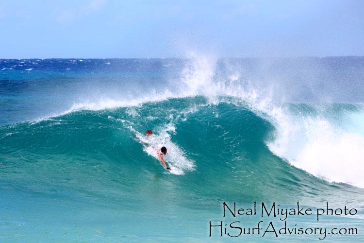 Sandy Beach Bodysurfing Championships 6 3 12